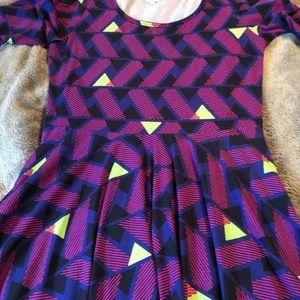 Nicole dress 3xl